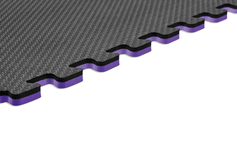 New norsk truly reversible foam floor mats for Foam flooring